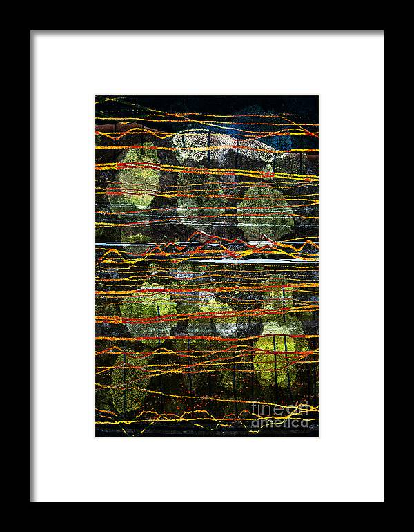 Westmorland Framed Print featuring the digital art Westmorland by Andy Mercer