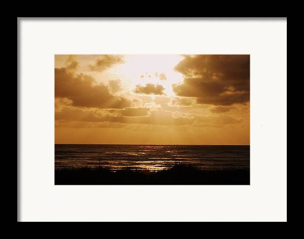 Framed Print featuring the photograph Westport by JK Photography