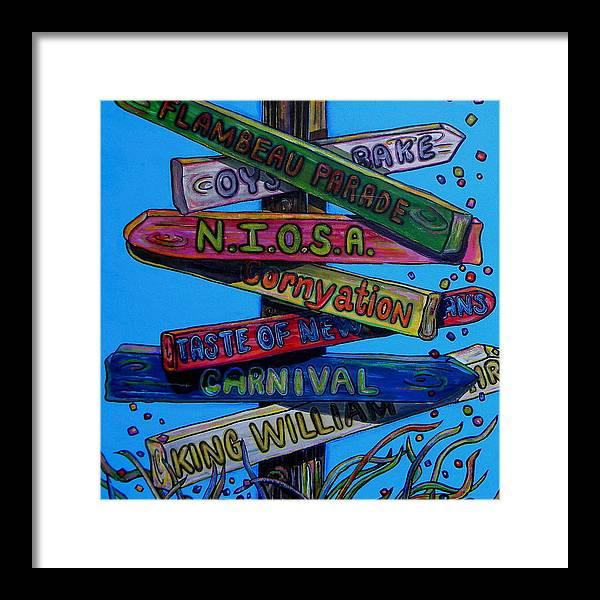Which Way by Patti Schermerhorn