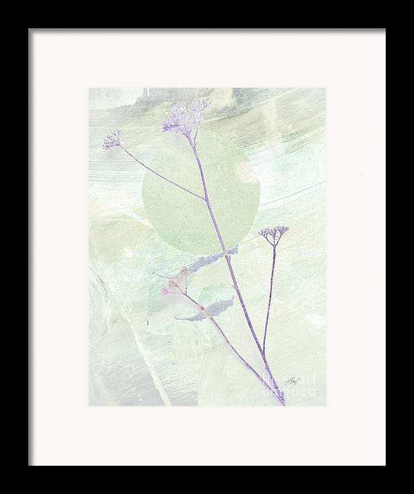Nature Framed Print featuring the photograph Whisper In The Wiind by Ann Powell