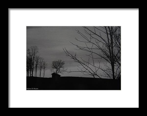 Ghosts Framed Print featuring the photograph Whispers In Ohio by Jason R Hampton