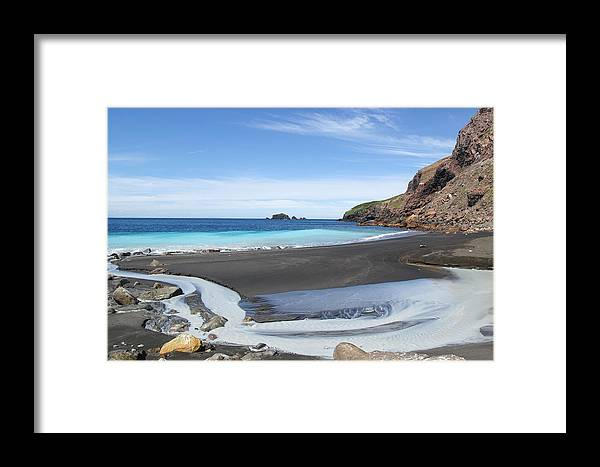 White Island Framed Print featuring the photograph White Island In New Zealand by Jessica Rose