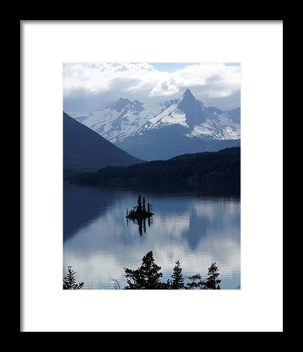 Wild Goose Island Framed Print featuring the photograph Wild Goose Island by Marty Koch