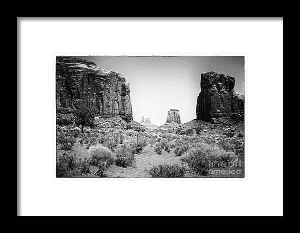 America Framed Print featuring the photograph Wild West by Hideaki Sakurai
