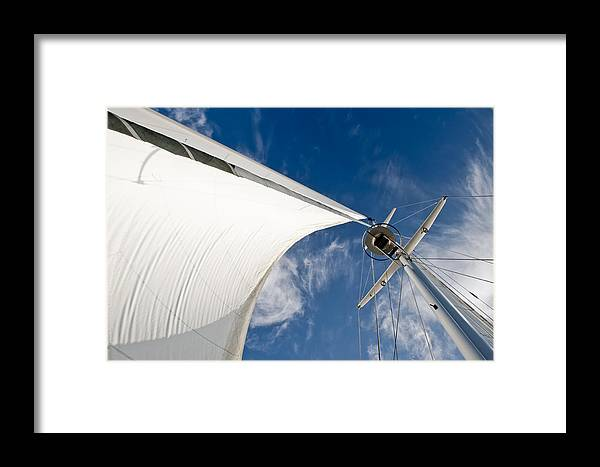 Seattle Framed Print featuring the photograph Wind by Tom Dowd