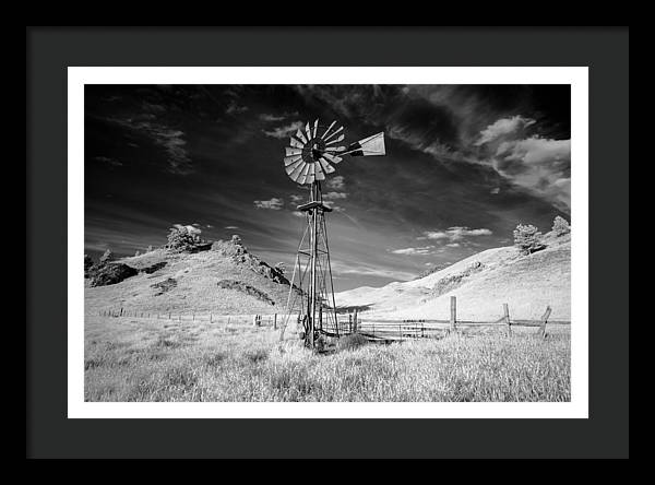 Windmill Stained by Todd Klassy