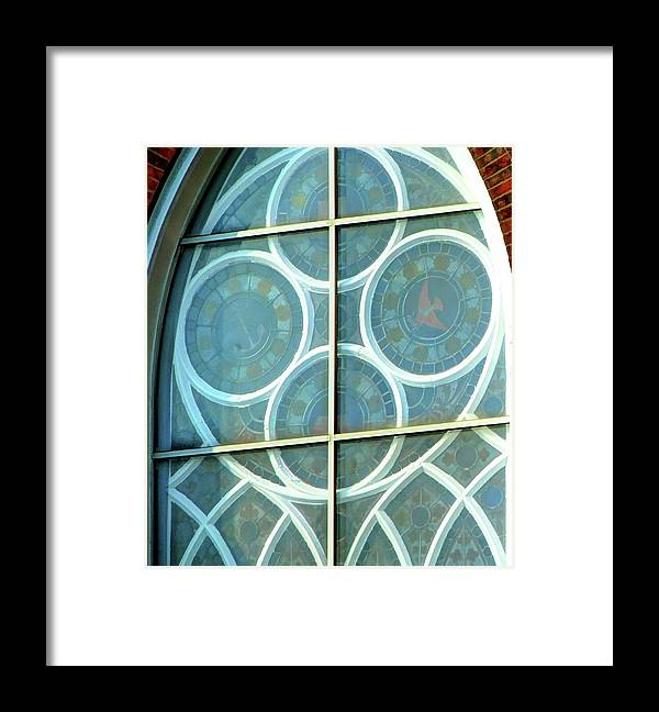 Window Framed Print featuring the photograph Window Artistic by Douglas Settle