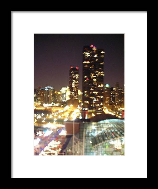 Chicago Framed Print featuring the photograph Windy City by Peter Mowry