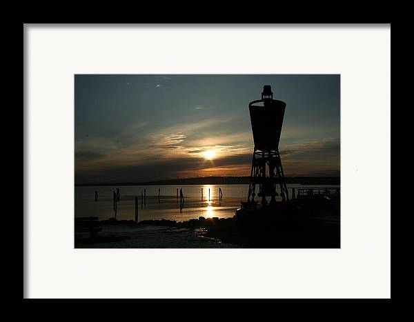 Landscape Framed Print featuring the photograph Winter Dawn by Doug Mills