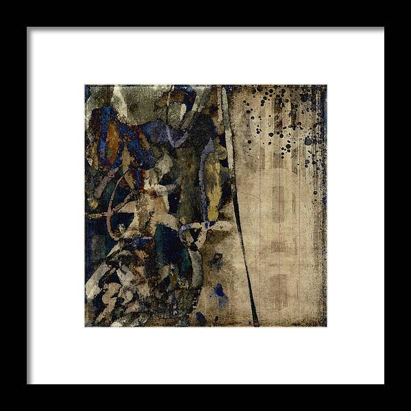 Winter Framed Print featuring the photograph Winter Rains Series Five Of Six by Carol Leigh