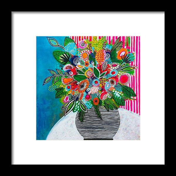 Auction Framed Print featuring the photograph Working On This #stilllife For @sgagos by Robin Mead