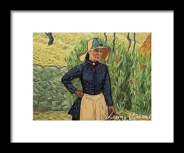 Framed Print featuring the painting Wouldn't Want to Put it On Display, Would He? by Andrii Makedon