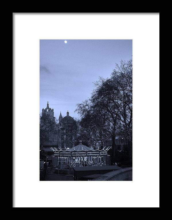 Jez C Self Framed Print featuring the photograph Ye Olde Fayre by Jez C Self