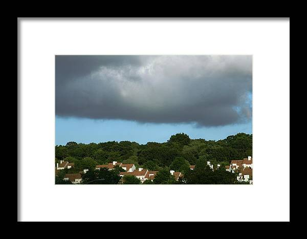Framed Print featuring the photograph Your Home by Paul SEQUENCE Ferguson       sequence dot net