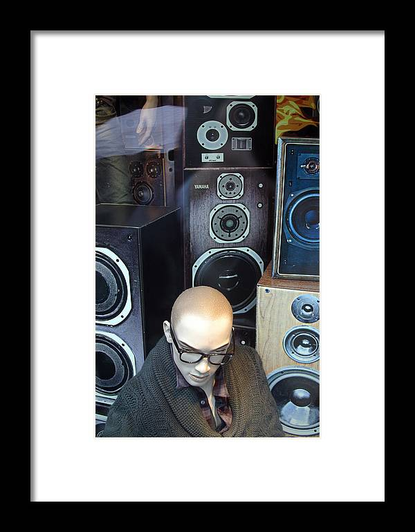 Jez C Self Framed Print featuring the photograph Yul Love The Sound Of These by Jez C Self