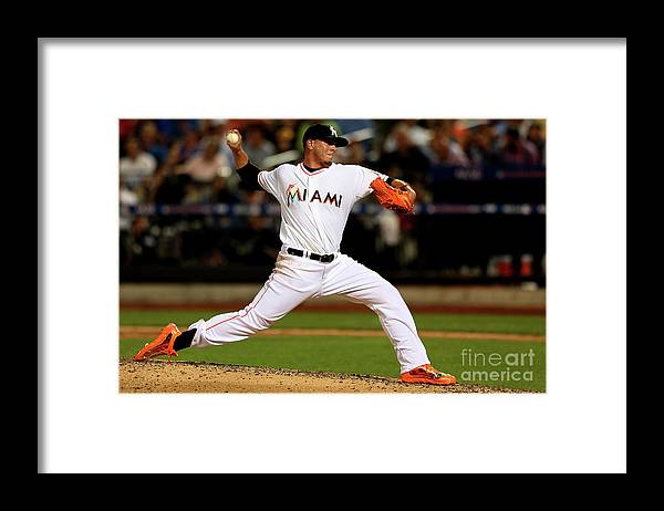 People Framed Print featuring the photograph 84th Mlb All-star Game by Mike Ehrmann