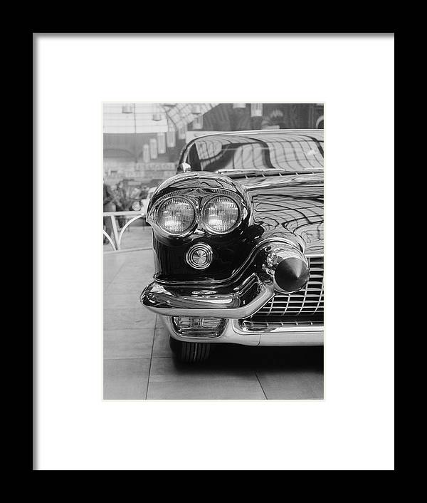 1950-1959 Framed Print featuring the photograph Cadillac by Thurston Hopkins