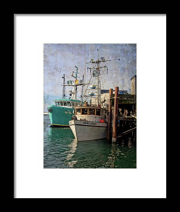 Newport Framed Print featuring the photograph Challenge by Thom Zehrfeld