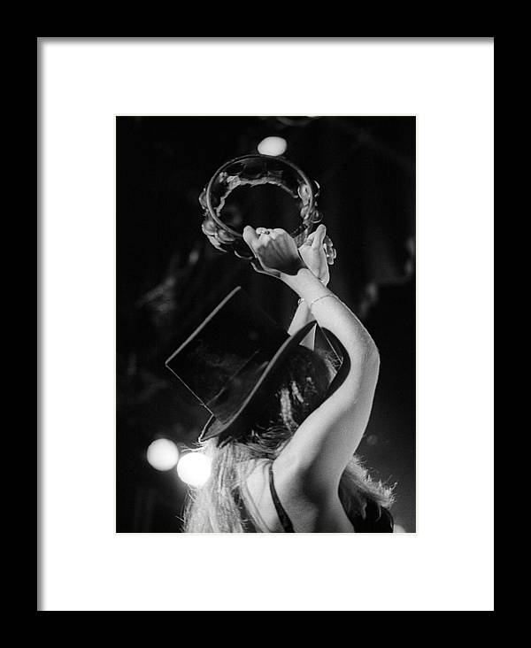 Music Framed Print featuring the photograph Fleetwood Mac Live by Ed Perlstein