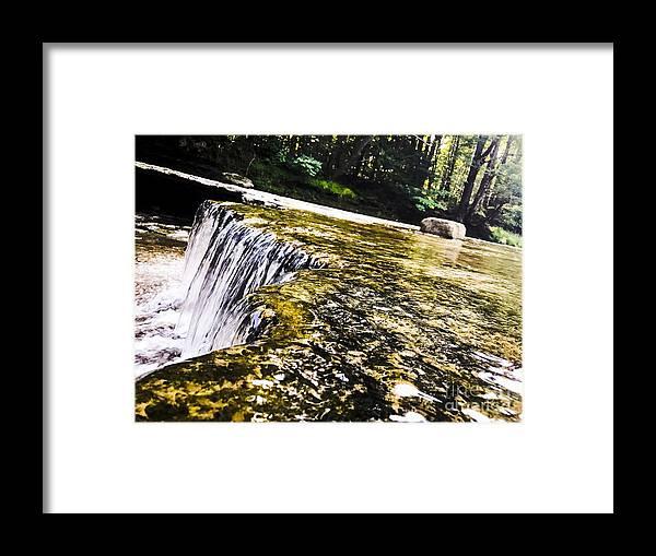 Hogback Ridge Park Framed Print featuring the photograph Hogback Ridge Park by Michael Krek