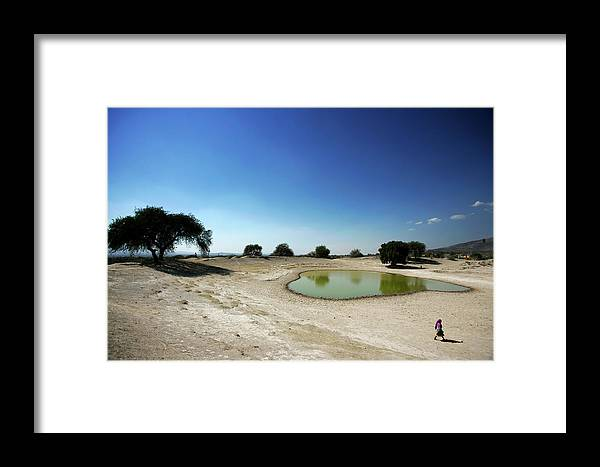 Drink Framed Print featuring the photograph Water Issues 1 by Brent Stirton