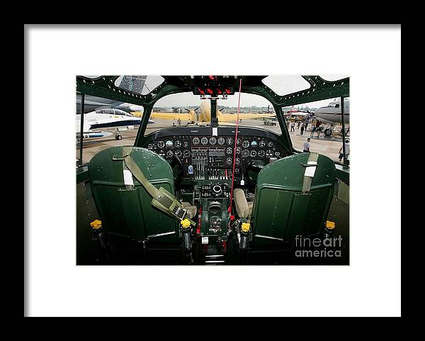 Wisconsin Framed Print featuring the photograph E.a.a. 2007 Airventure Fly-in by Jonathan Daniel