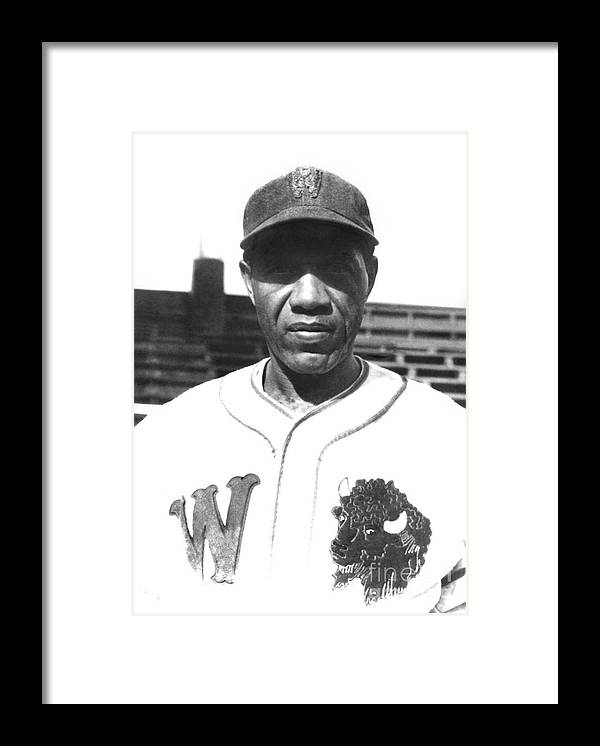 Baseball Cap Framed Print featuring the photograph National Baseball Hall Of Fame Library by National Baseball Hall Of Fame Library