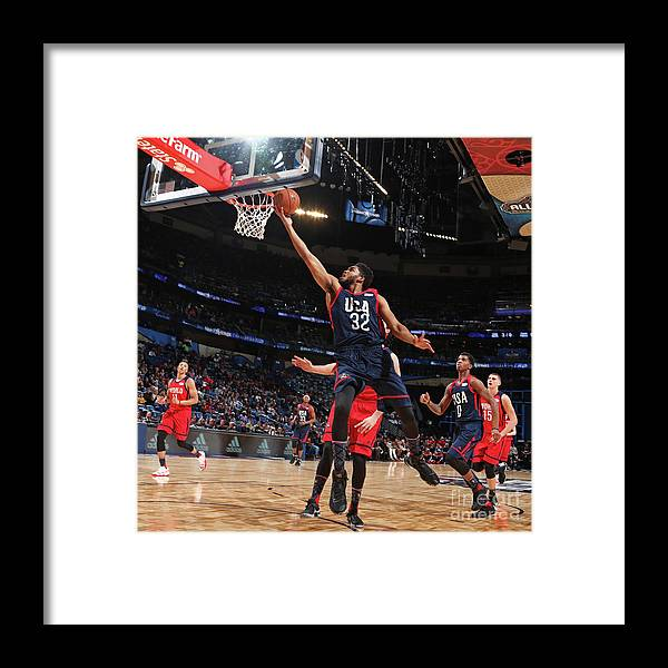 Event Framed Print featuring the photograph Bbva Compass Rising Stars Challenge 2017 by Nathaniel S. Butler