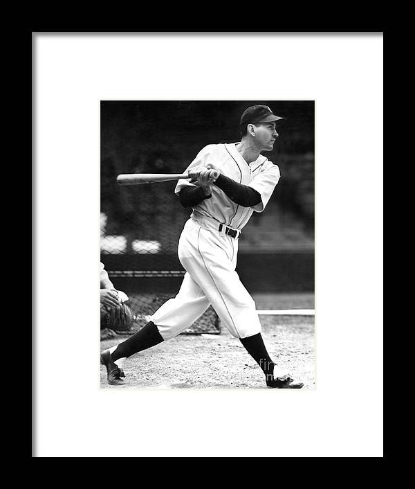 People Framed Print featuring the photograph National Baseball Hall Of Fame Library by National Baseball Hall Of Fame Library
