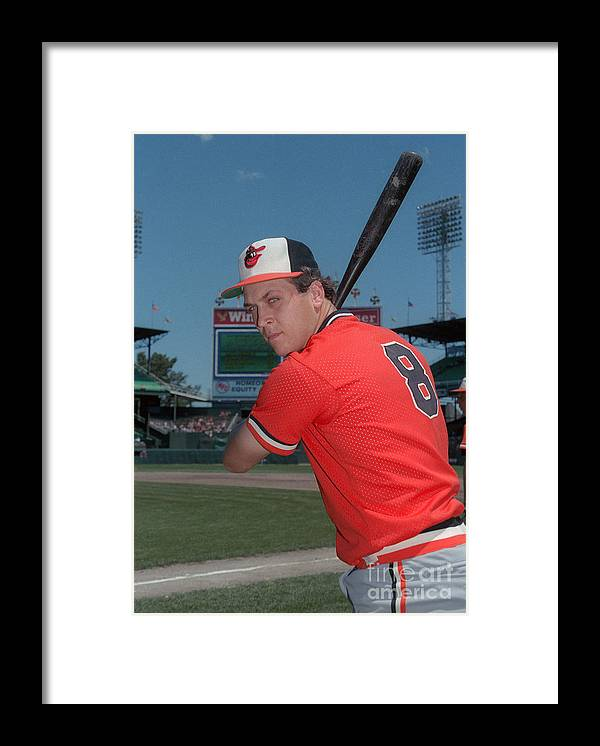 1980-1989 Framed Print featuring the photograph Sports Contributor Archive 2019 by Ron Vesely