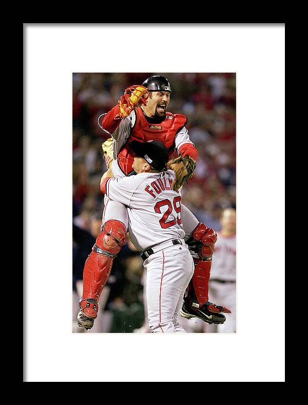 Celebration Framed Print featuring the photograph 2004 Sport Pictures Of The Year by Jed Jacobsohn
