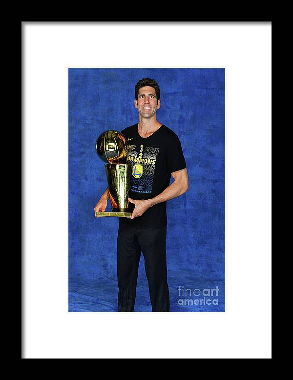 Playoffs Framed Print featuring the photograph 2018 Nba Finals - Game Four by Jesse D. Garrabrant