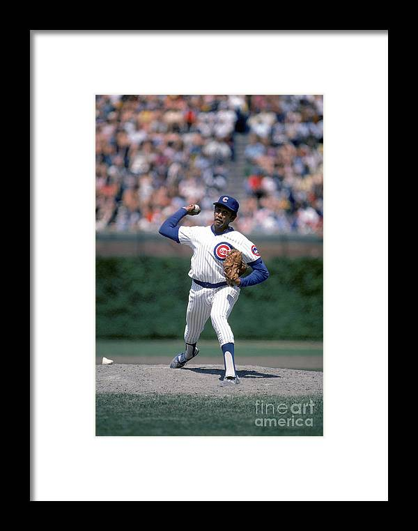 Season Framed Print featuring the photograph Mlb Photos Archive by Rich Pilling