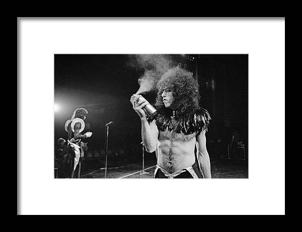 Concert Framed Print featuring the photograph Kiss Alive by Fin Costello