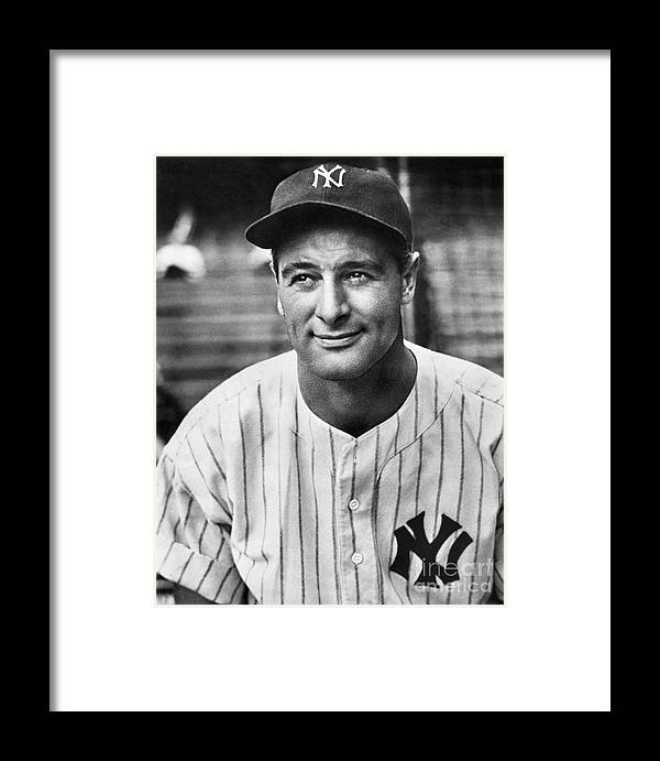 People Framed Print featuring the photograph National Baseball Hall Of Fame Library 39 by National Baseball Hall Of Fame Library