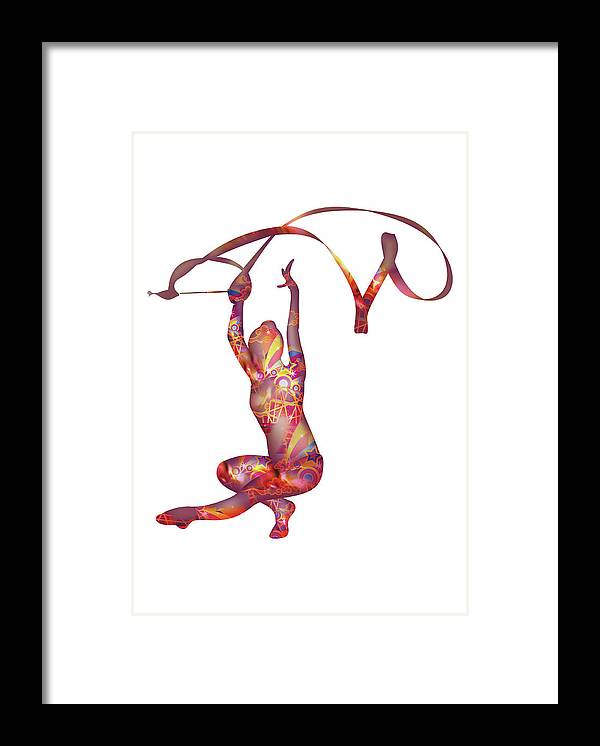 People Framed Print featuring the digital art Sculpture,moulding Art by Best View Stock