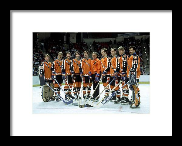 1980-1989 Framed Print featuring the photograph Bruce Bennett Studios File Photos by B Bennett