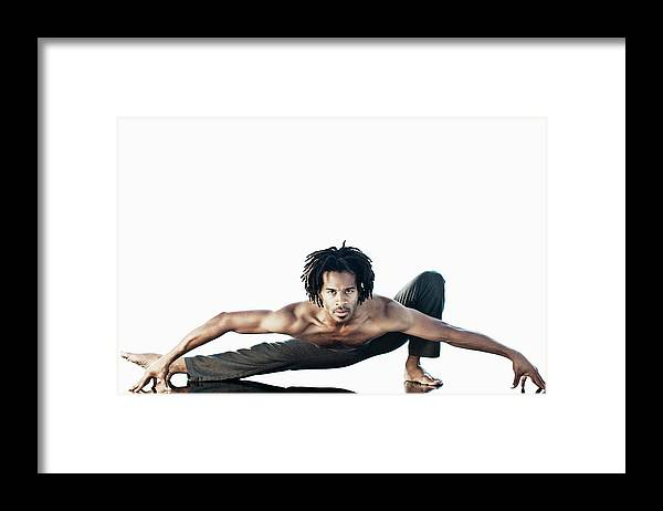 Torso Framed Print featuring the photograph Dance Studio by Patrik Giardino