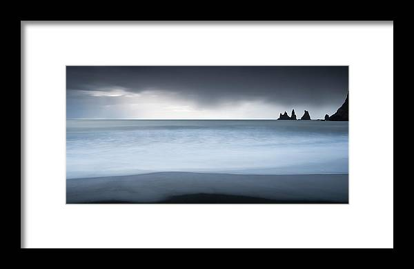Scenics Framed Print featuring the photograph Iceland by Jeremy Walker