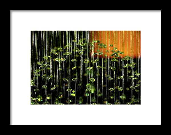 Abstract Framed Print featuring the photograph Abstract by Darius Grigaliunas