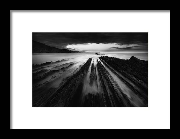 Mood Framed Print featuring the photograph After Sunset by Alexander Jikharev