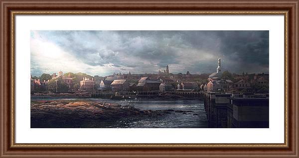 Arkham by Guillem H Pongiluppi