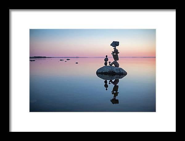 Balancing art #65 by Pontus Jansson