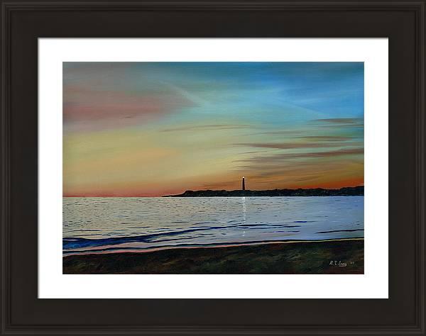 Beach Beacon by Rick Lang