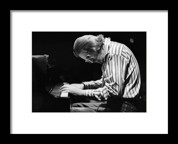Bill Evans Live Framed Print
