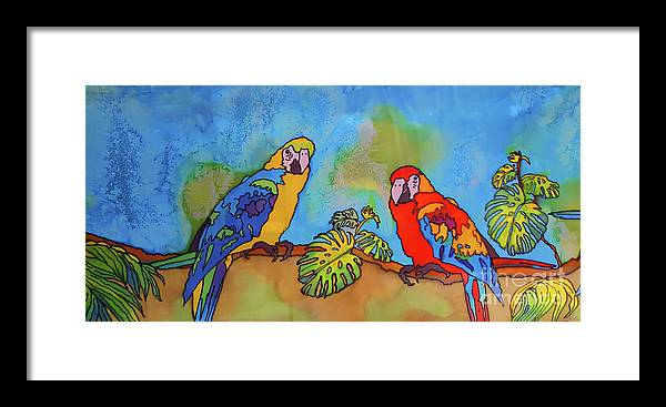 Birds of a Feather by Maxine Caprioli-Hight