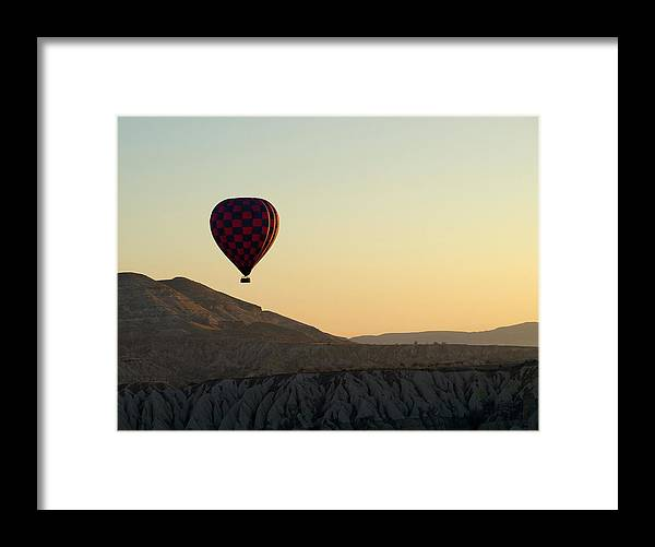 Scenics Framed Print featuring the photograph Cappadocia Valley by Julian Kaesler