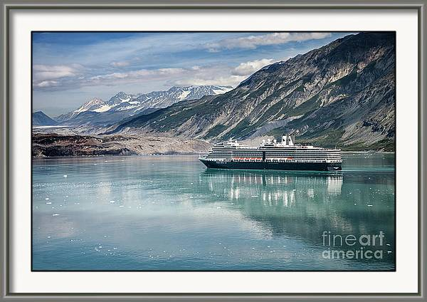 Cruise Ship by Timothy Johnson