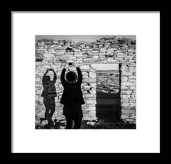 New Mexico Framed Print featuring the photograph Dance of the Photographer by Candy Brenton
