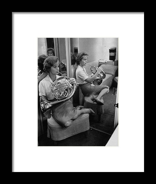 Timeincown Framed Print featuring the photograph Debbie Reynolds by Allan Grant